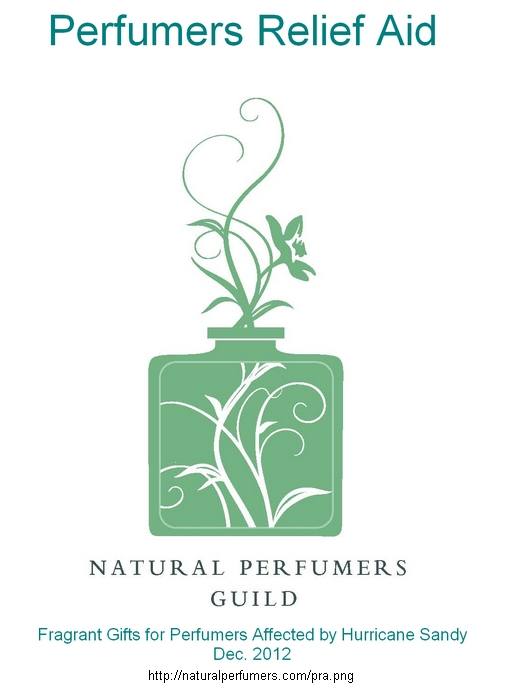 Perfumers Relief Aid logo